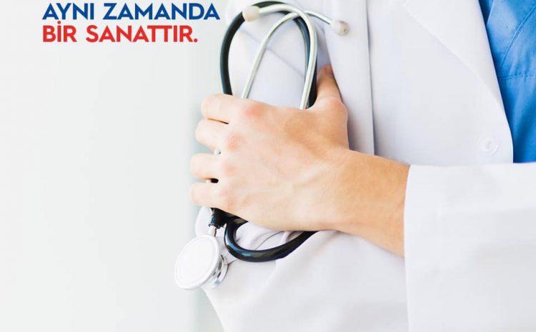Başta Bir İzmir çalışanları olmak üzere tüm sağlık çalışanlarımızın 14 Mart Tıp Bayramı kutlu olsun!