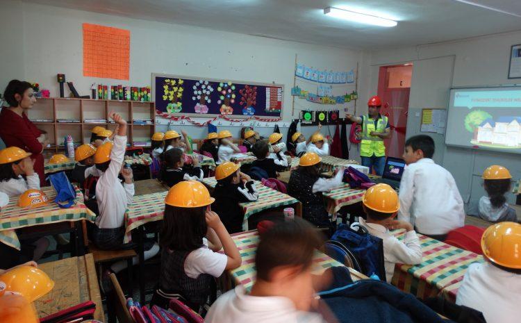 İş Sağlığı ve Güvenliği haftası kapsamında etkinlik düzenlendi.