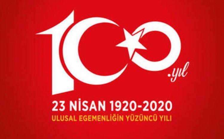 Ulusal Egemenlik ve Çocuk Bayramı kutlu olsun!